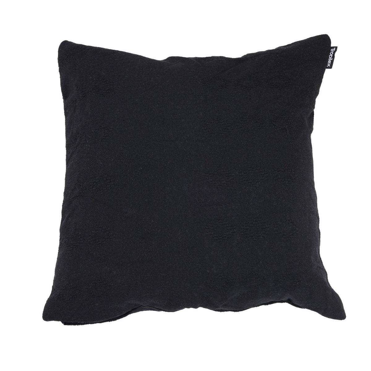 'DeLuxe' Black Kussentje - Zwart - Tropilex ®