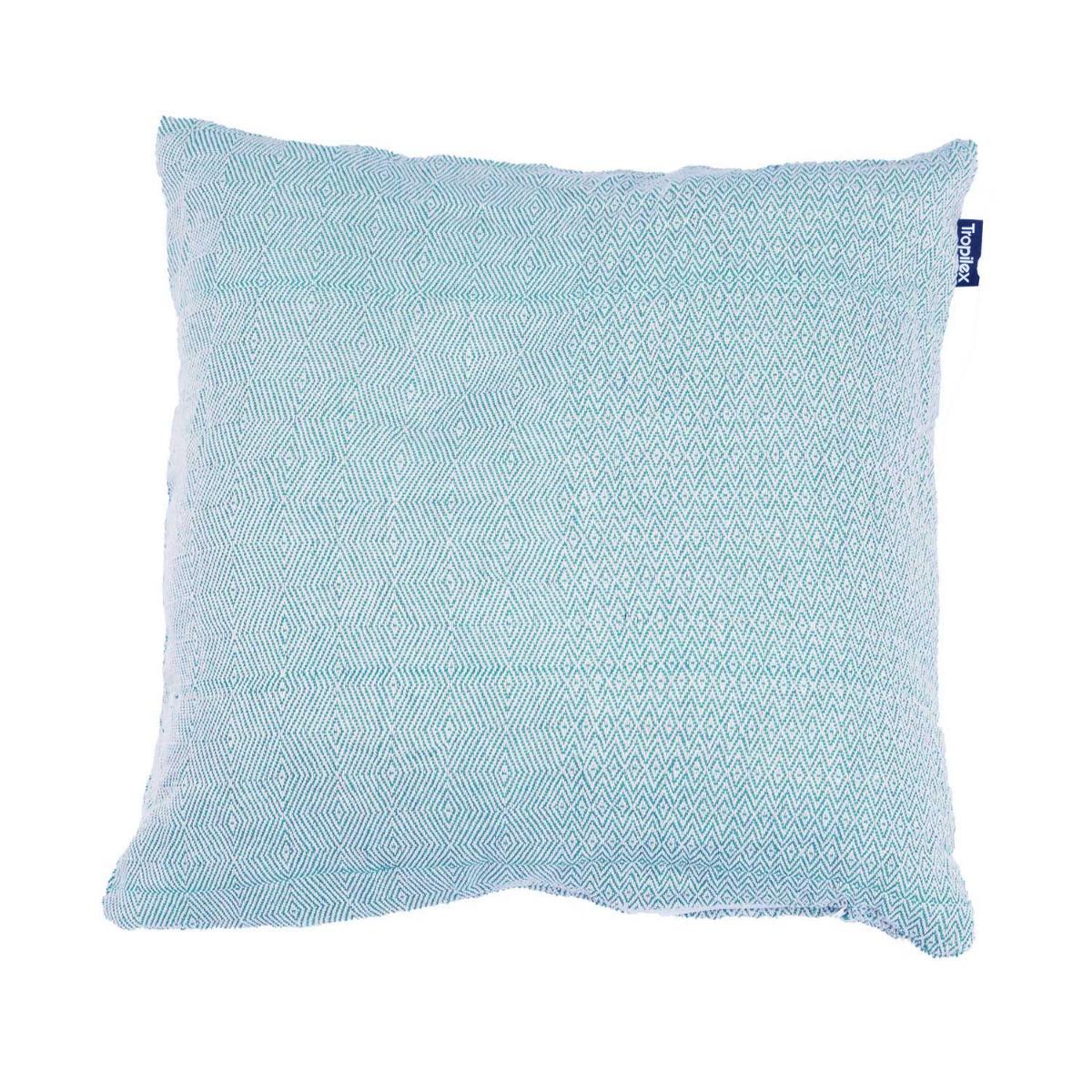 'Natural' Blue Kussentje - Blauw - Tropilex �