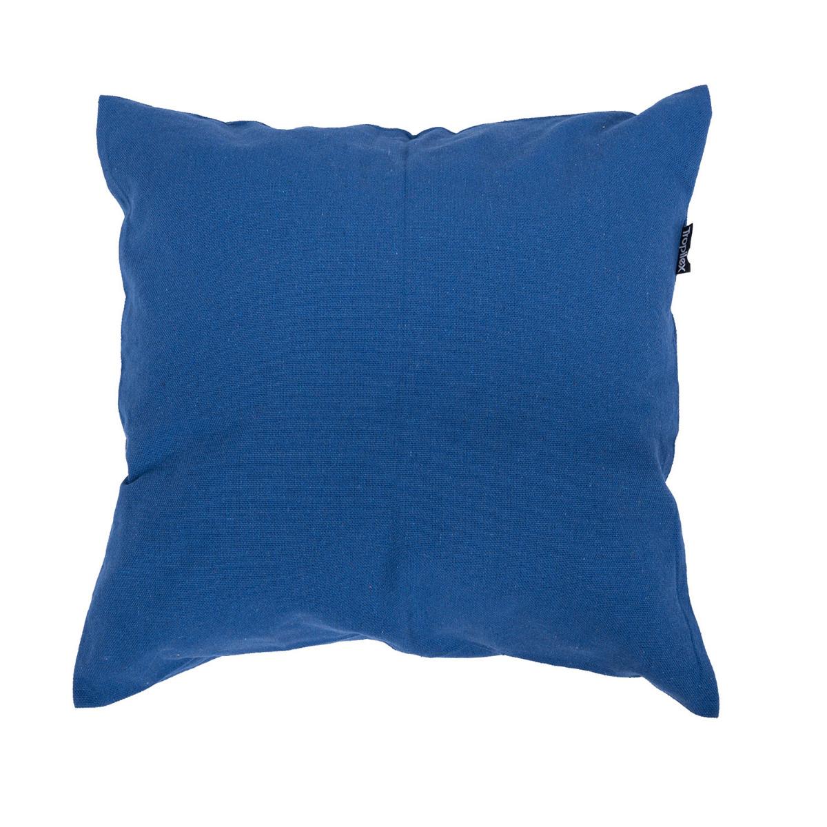'Plain' Blue Kussentje - Blauw - Tropilex ®