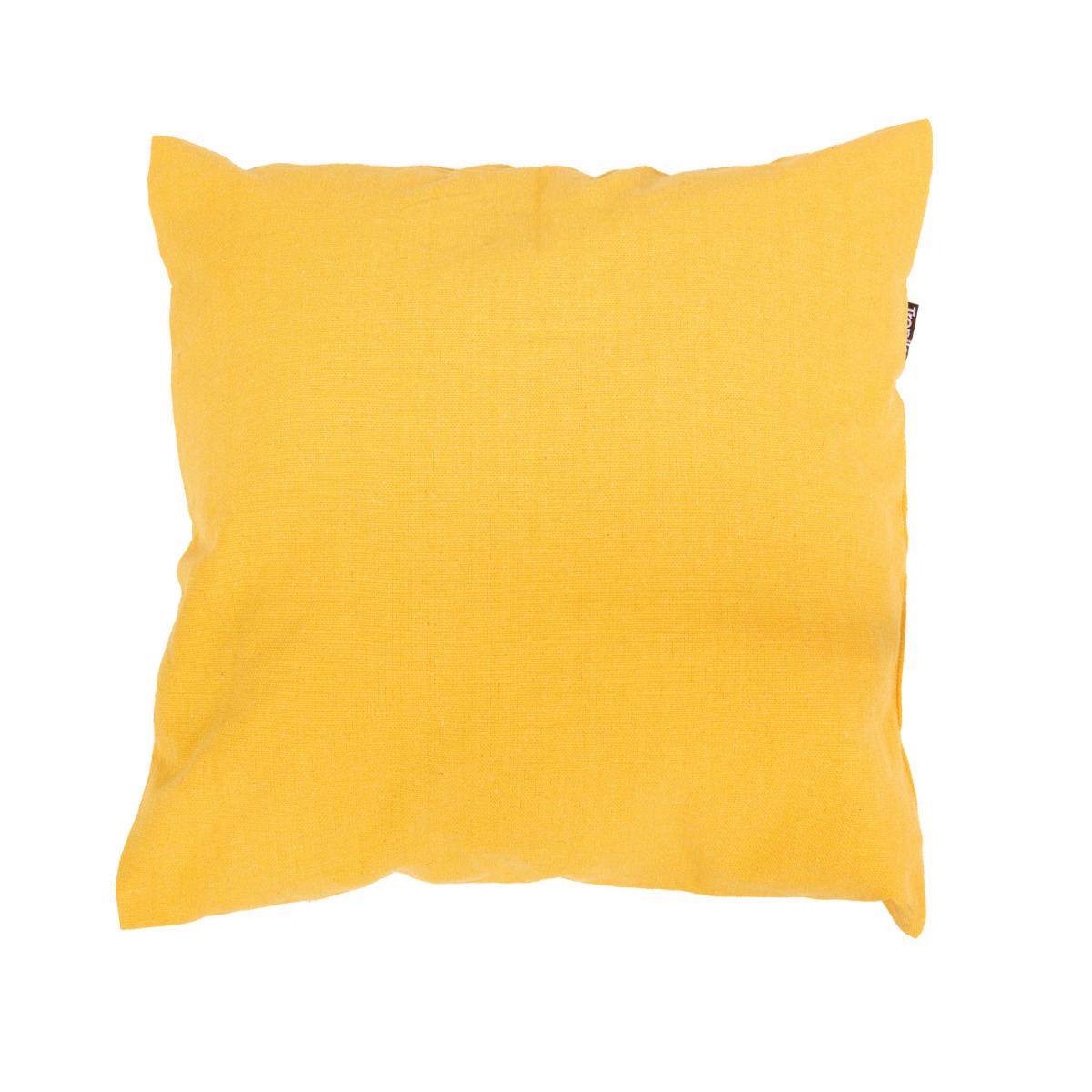 'Plain' Yellow Kussentje - Geel - Tropilex �