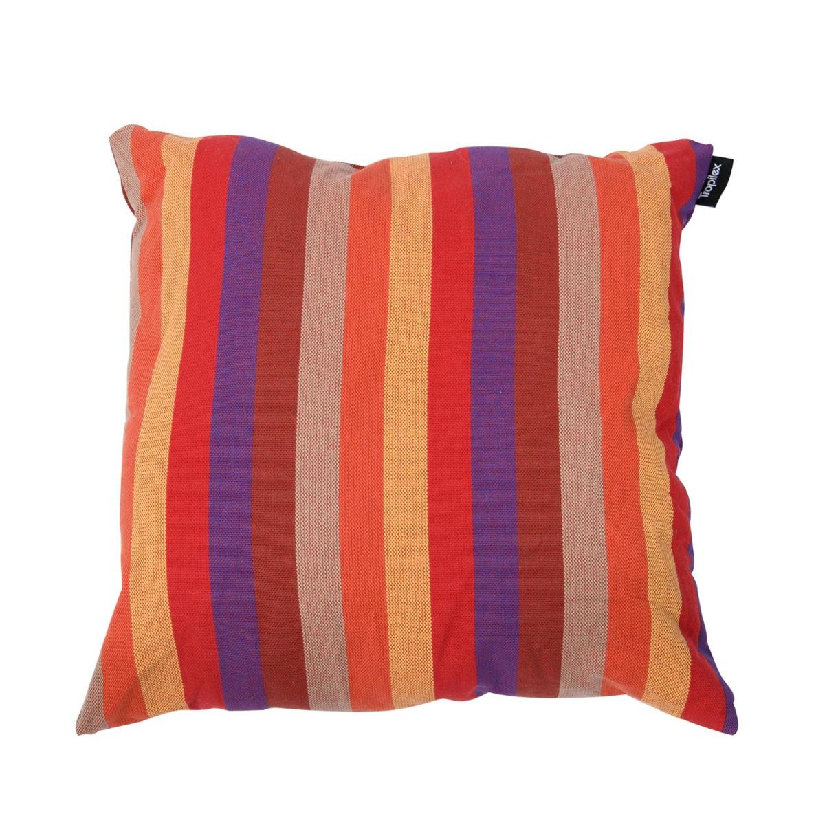 'Stripes' Tropiese Kussentje - Veelkleurig - Tropilex �