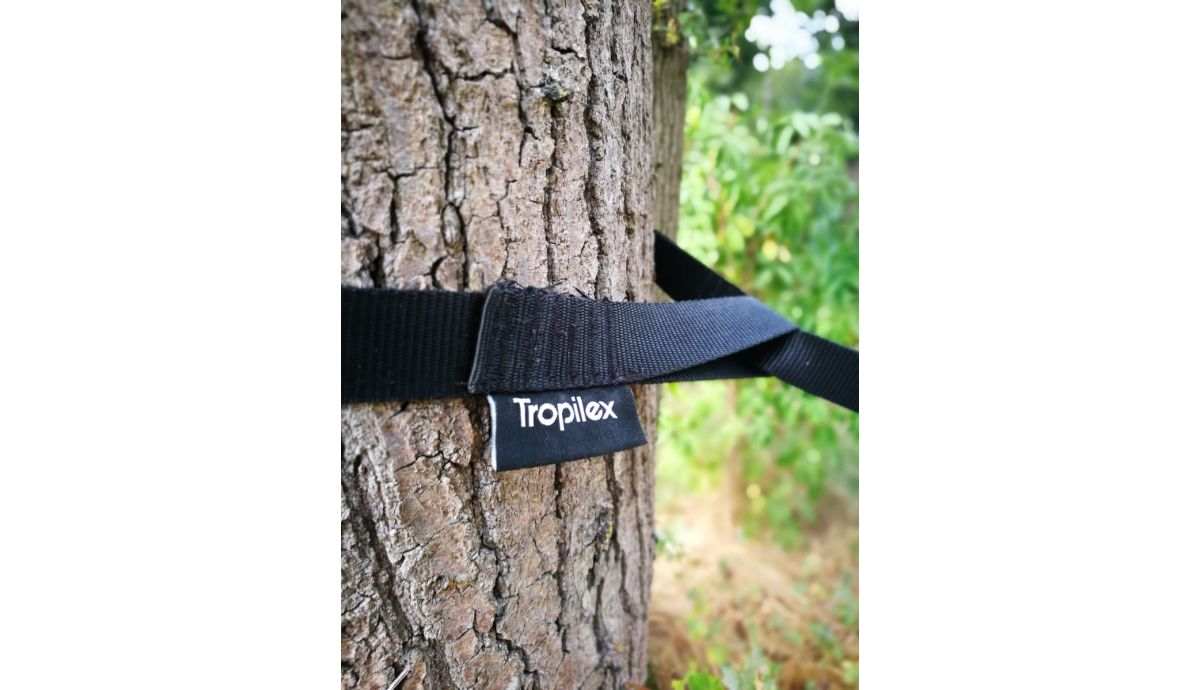 'Tree Strap'  Hangmatophanging