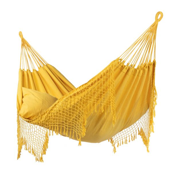Fine Yellow XXL Hangmat
