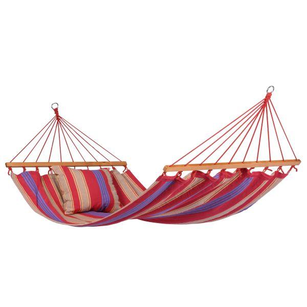'Haïti' Cherry Eénpersoons Hangmat