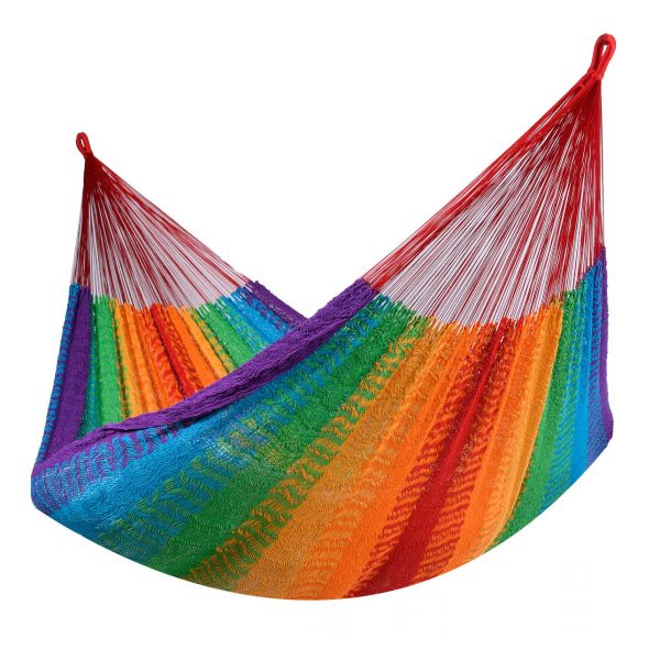 'Mexico' Rainbow Tweepersoons Hangmat