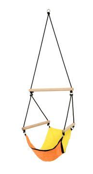 Swinger Yellow Kinderhangstoel
