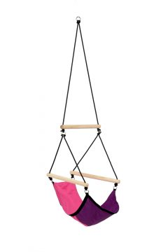 Swinger Pink Kinderhangstoel