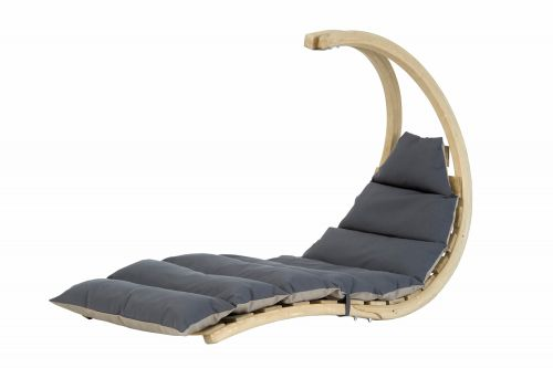 Swing Lounger Anthracite Hangstoel