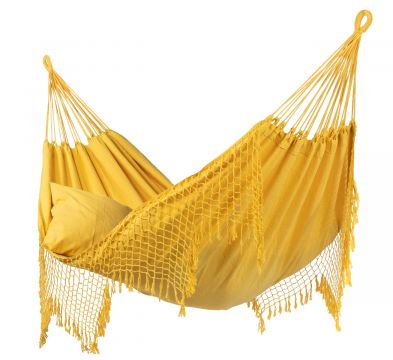 Sublime Yellow Tweepersoons Hangmat