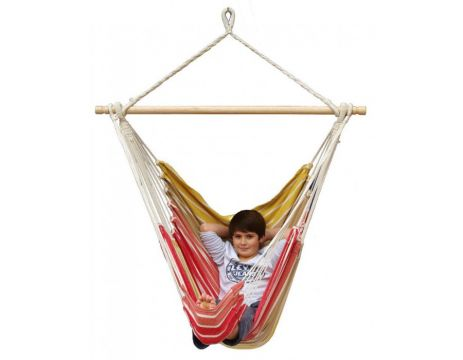 Tropical Earth Lounge Hangstoel