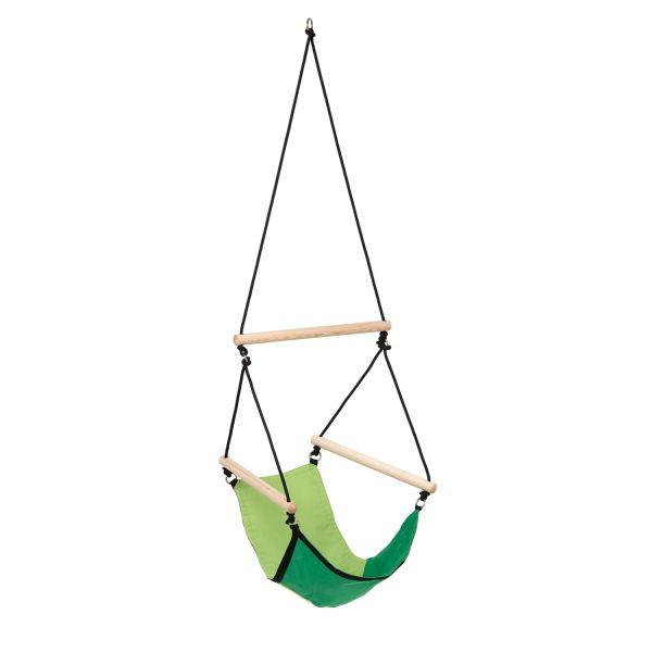 'Swinger' Green Kinderhangstoel
