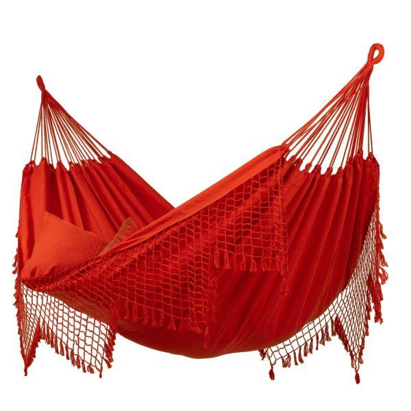 'Fine' Red XXL Hangmat