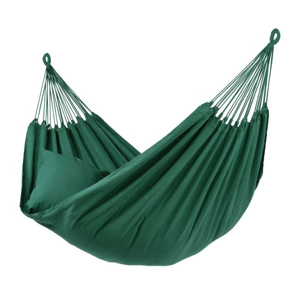 'Organic' Green Tweepersoons Hangmat