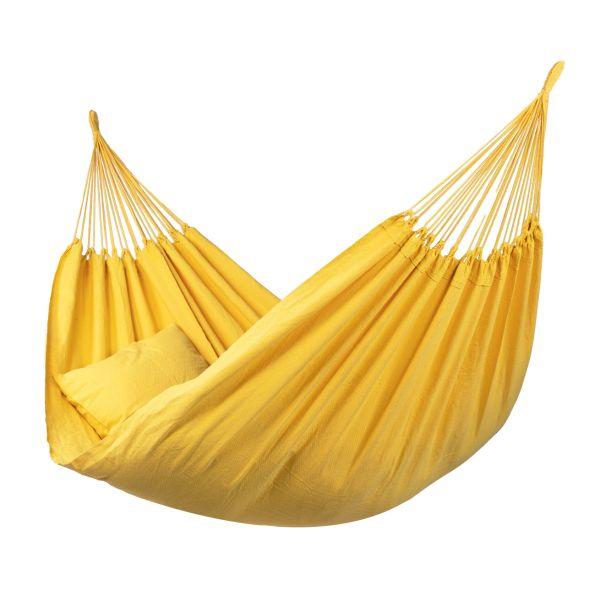 'Plain' Yellow Eénpersoons Hangmat