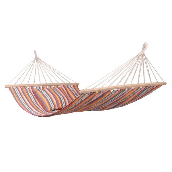 'Isla' Spreaderbar Eénpersoons Hangmat
