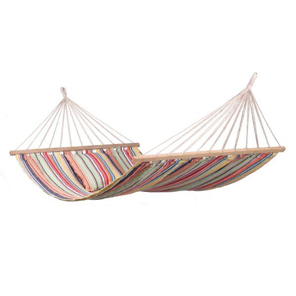 'Minorca' Spreaderbar Eénpersoons Hangmat