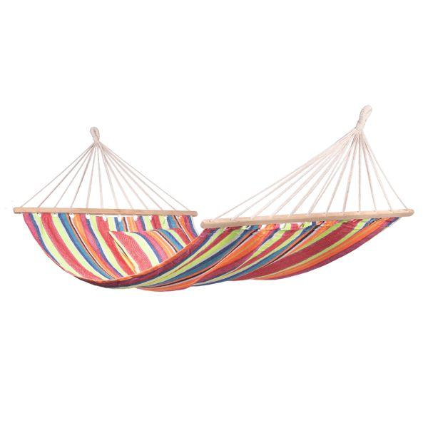 'Tura' Spreaderbar Eénpersoons Hangmat