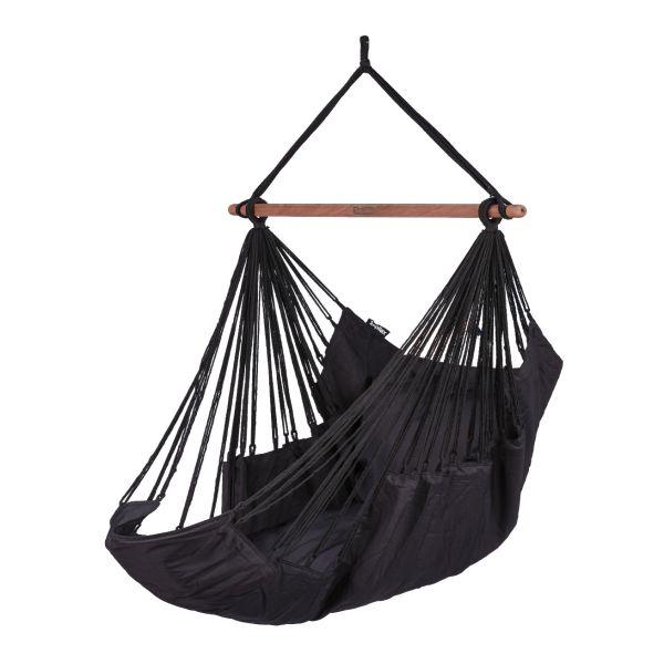 'Sereno' Black Hangstoel