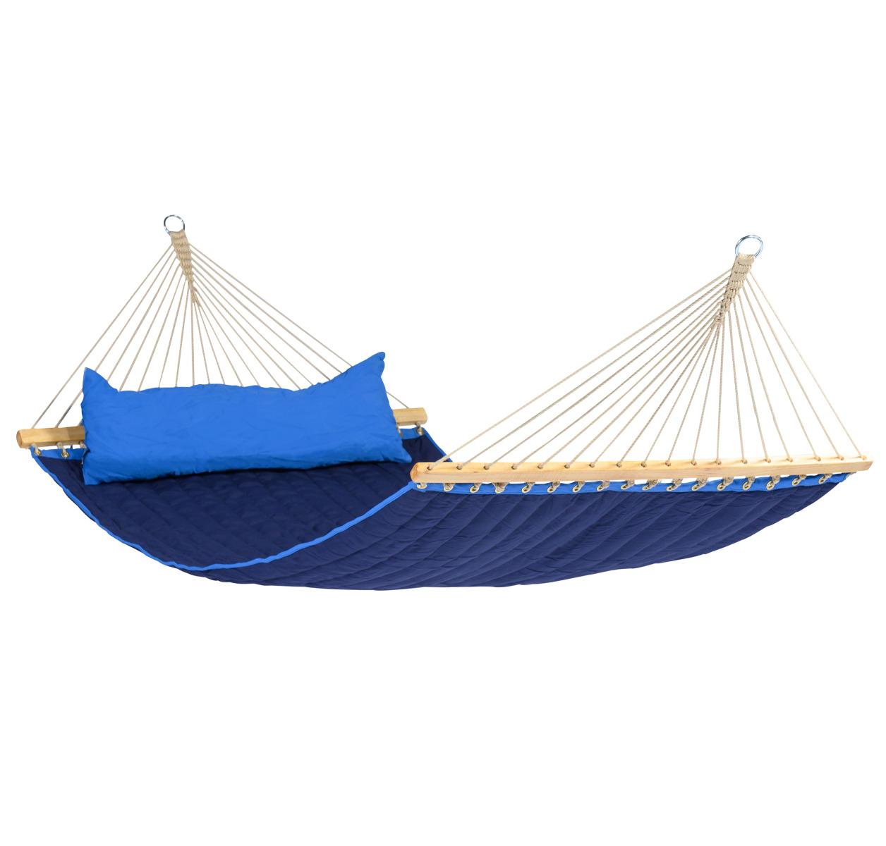 'American' Blue Tweepersoons Hangmat - Blauw - Tropilex �