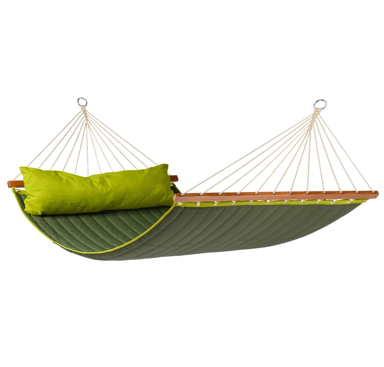 'American' Green Tweepersoons Hangmat - Groen - Tropilex �