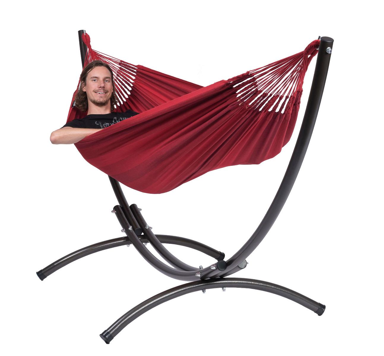'Dream' Red E�npersoons Hangmat - Rood - Tropilex �