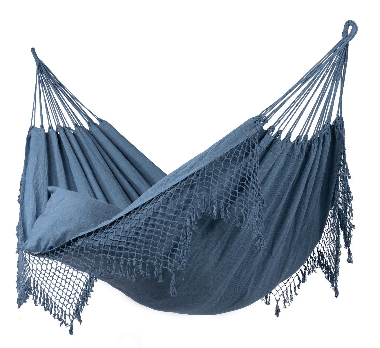 'Fine' Jeans XXL Hangmat - Blauw - Tropilex �
