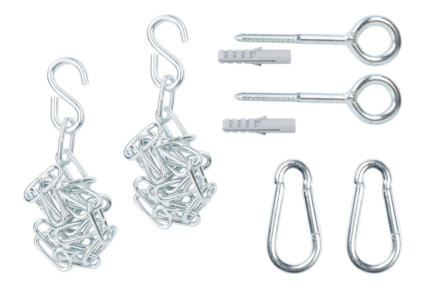 'Complete' Metal Hangmatophanging - Metaal - Tropilex �