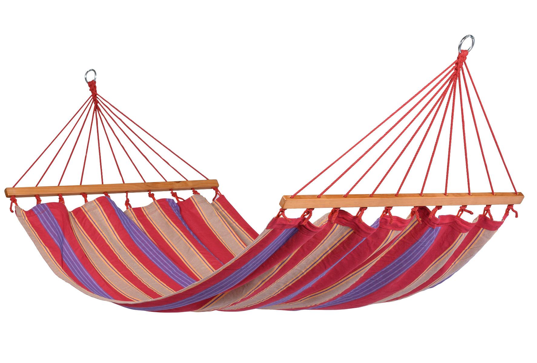 'Ha�ti' Cherry E�npersoons Hangmat - Veelkleurig - Tropilex �
