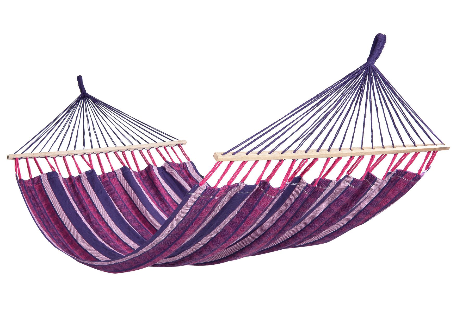 'Lazy' Love Tweepersoons Hangmat - Paars - Tropilex �