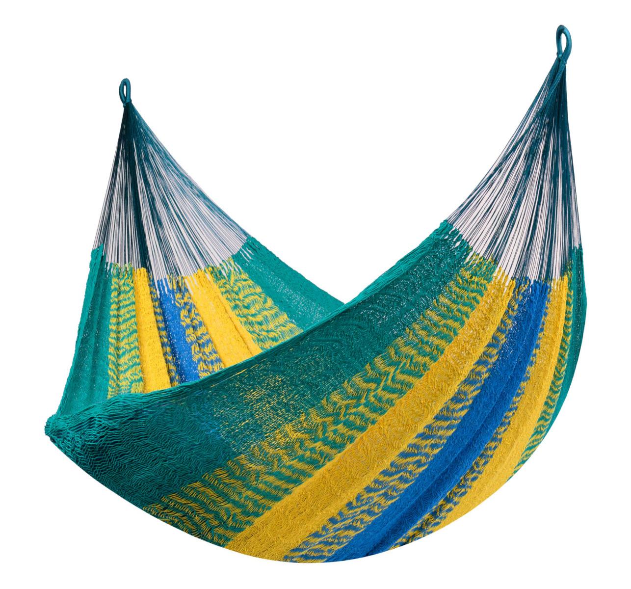 'Mexico' Tropical Tweepersoons Hangmat - Veelkleurig - Tropilex �