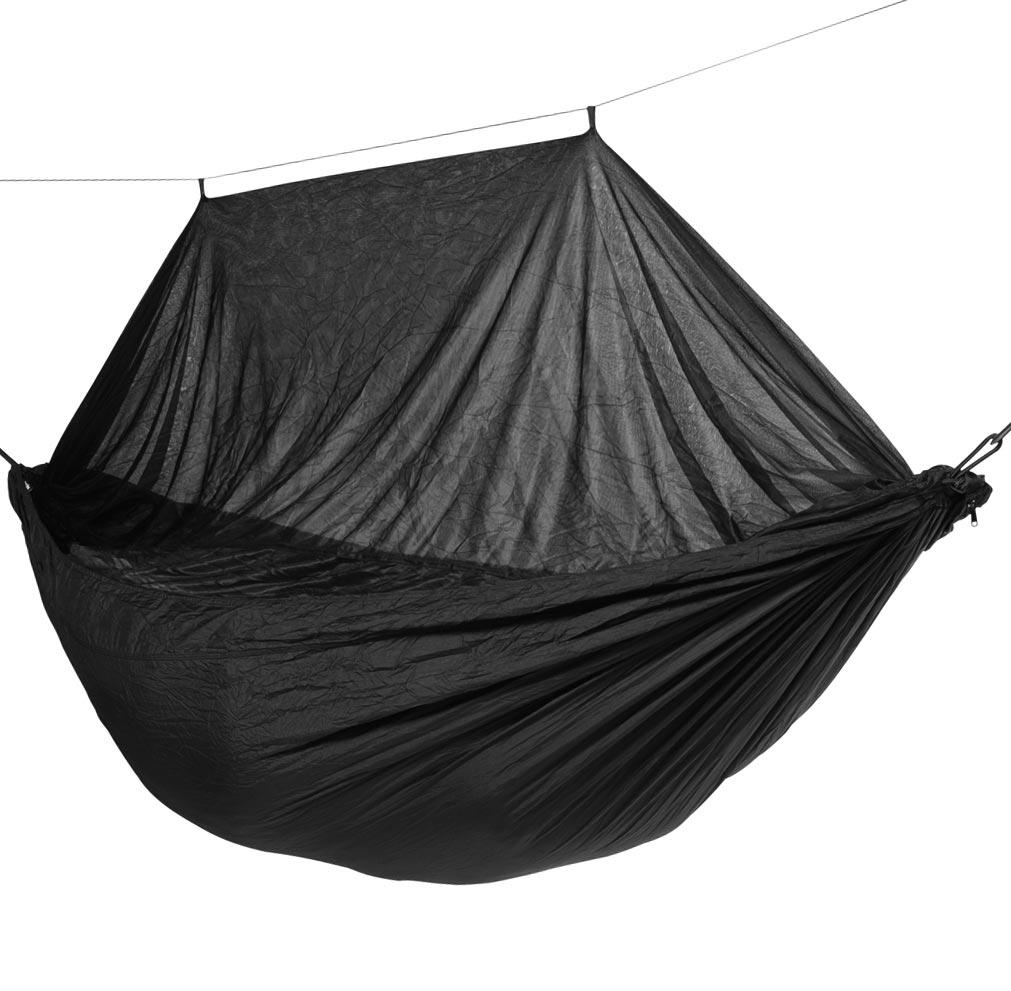 'Mosquito' Black E�npersoons Reishangmat - Zwart - Tropilex �