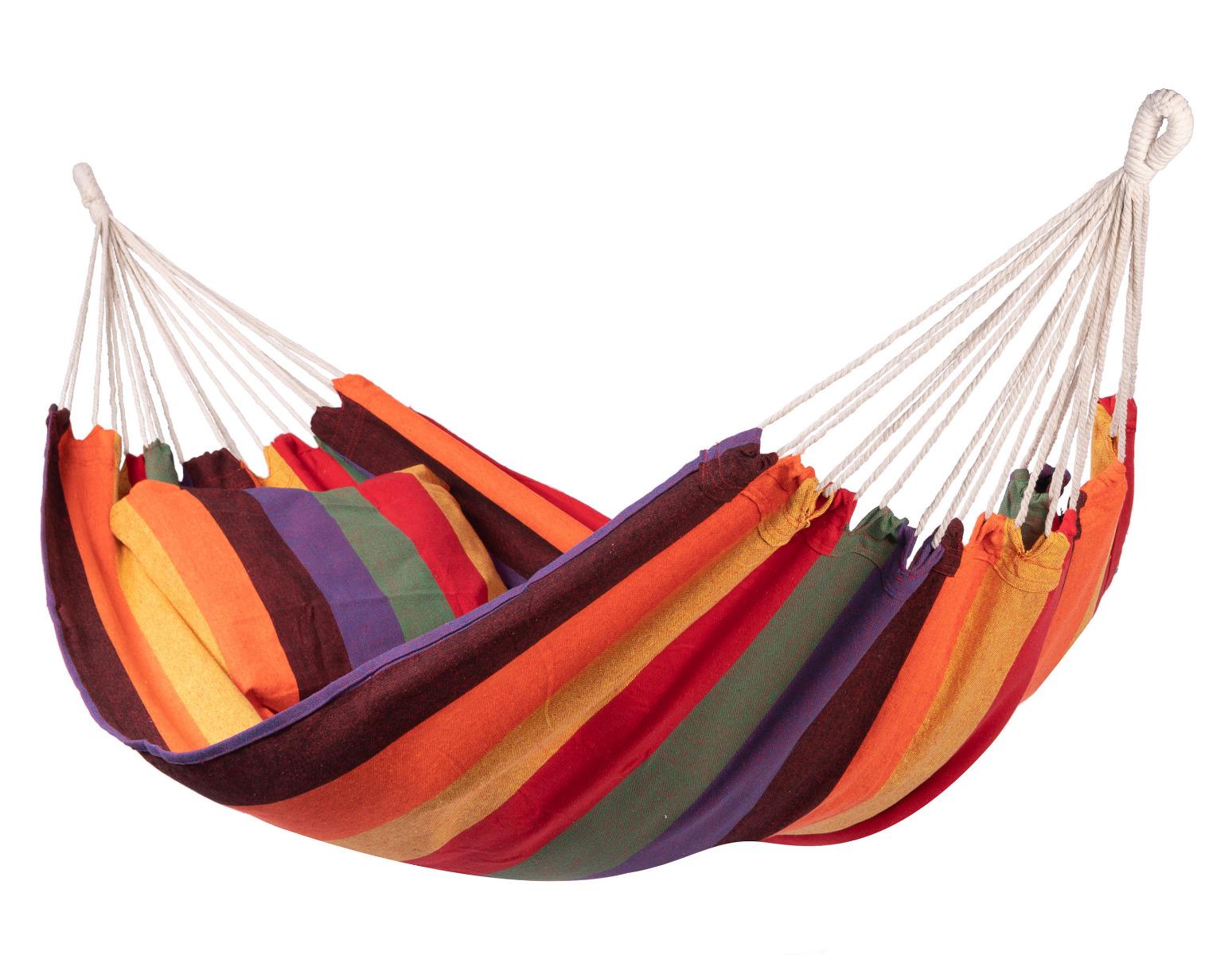 'Multi' Single E�npersoons Hangmat - Groen - 123 Hammock