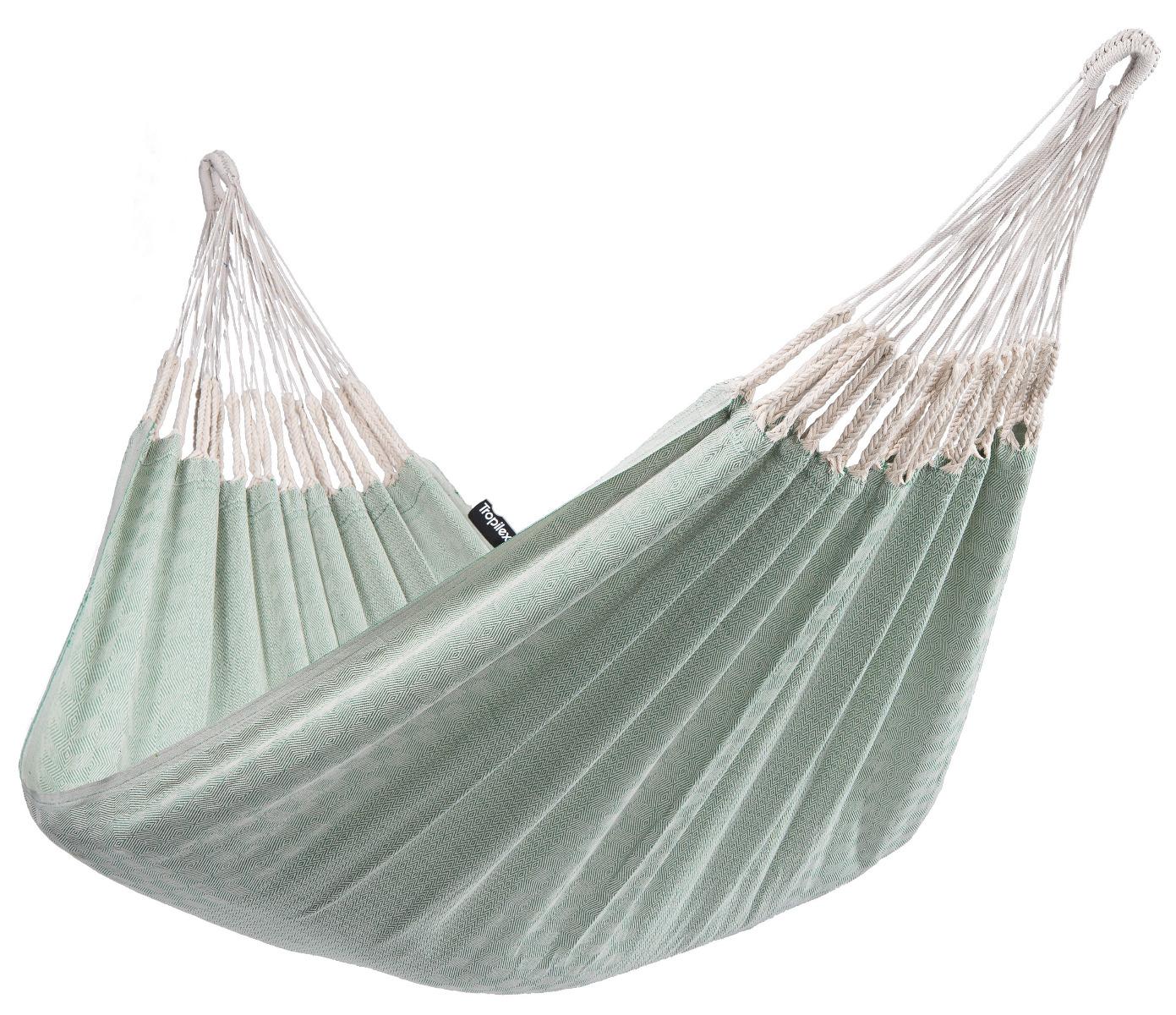 'Natural' Green E�npersoons Hangmat - Groen - Tropilex �