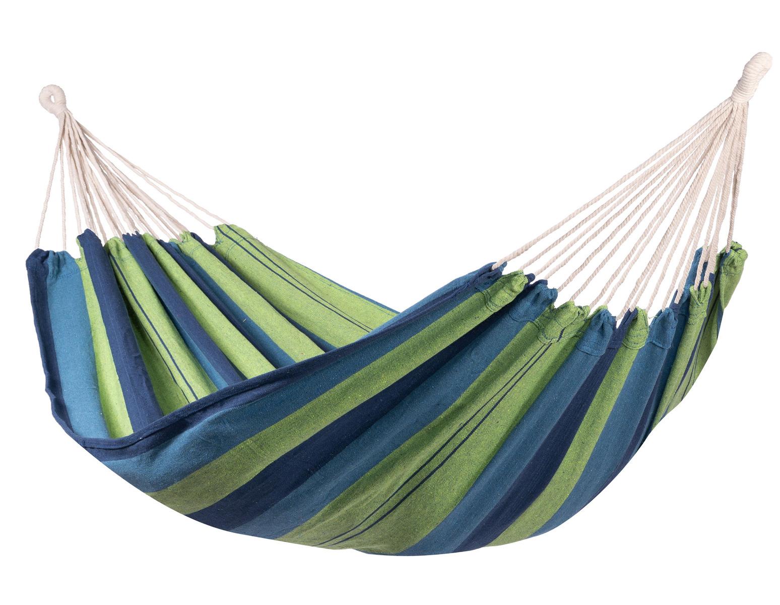 'Pine' Single E�npersoons Hangmat - Veelkleurig - 123 Hammock