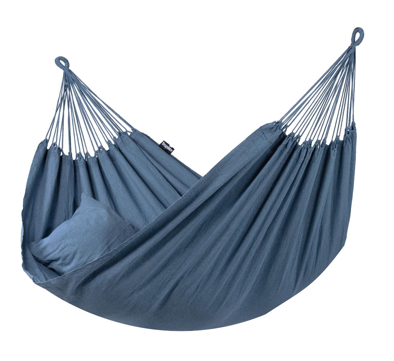 'Plain' Jeans E�npersoons Hangmat - Blauw - Tropilex �