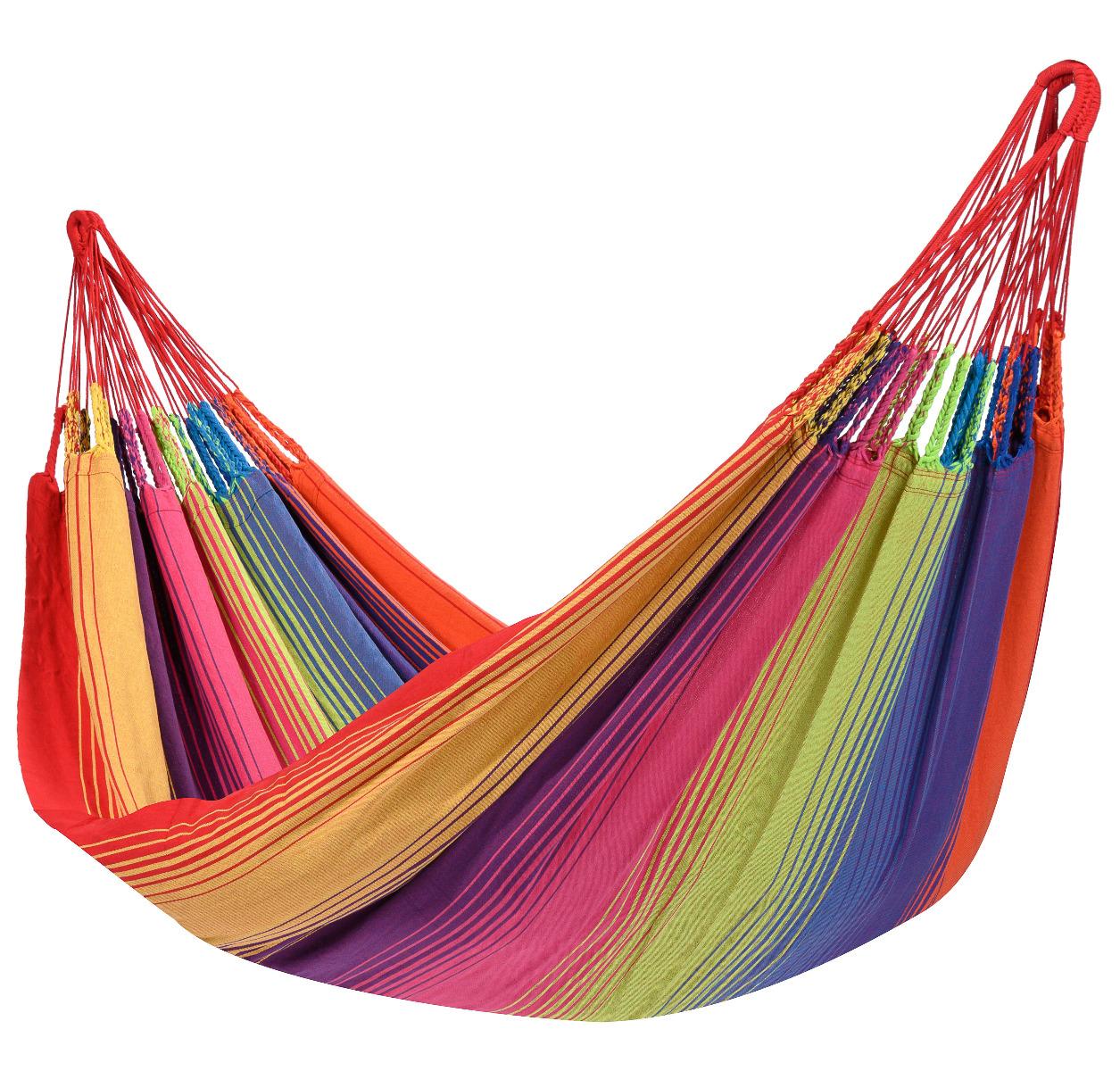 'Refresh' Rainbow XXL Hangmat - Rood - Tropilex �