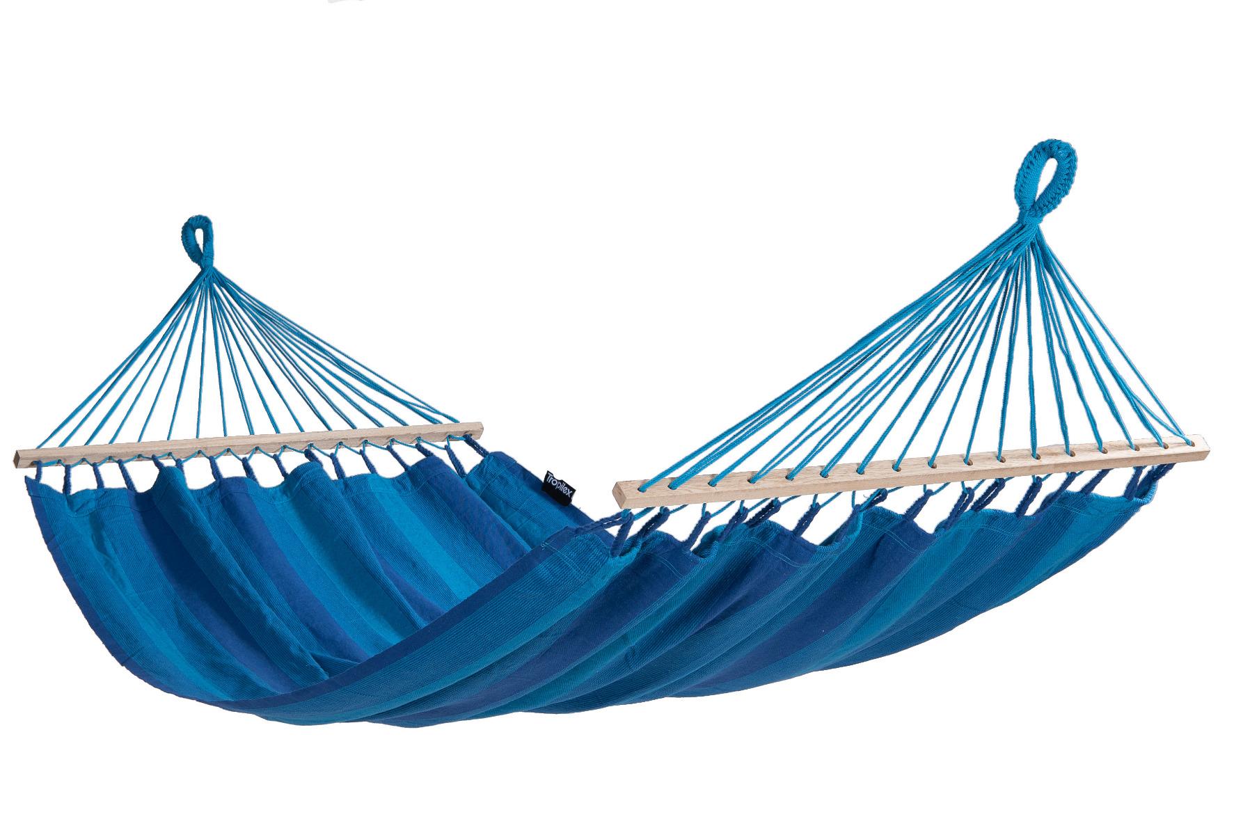 'Relax' Blue E�npersoons Hangmat - Blauw - Tropilex �