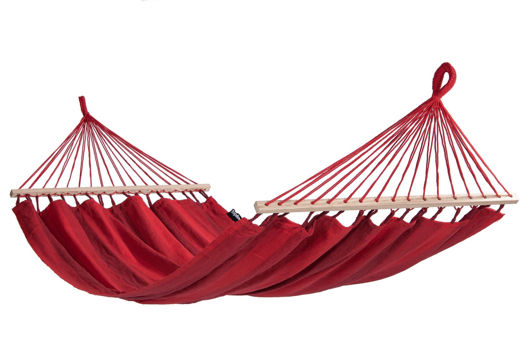'Relax' Red E�npersoons Hangmat - Rood - Tropilex �