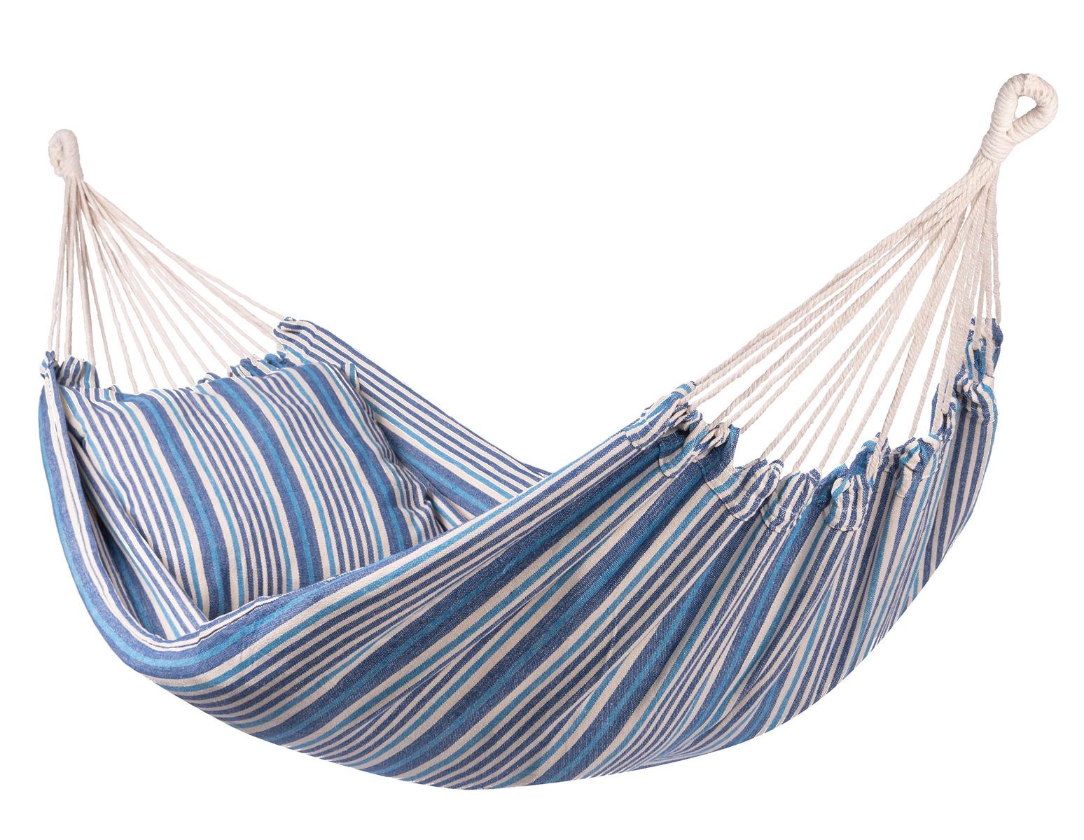 'Rustic' Single E�npersoons Hangmat - Veelkleurig - 123 Hammock