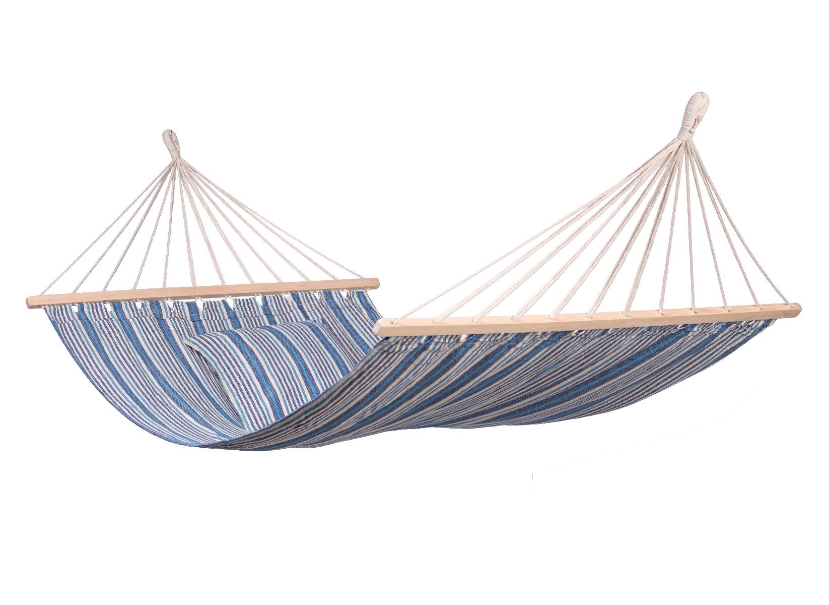 'Rustic' Spreaderbar E�npersoons Hangmat - Veelkleurig - 123 Hammock