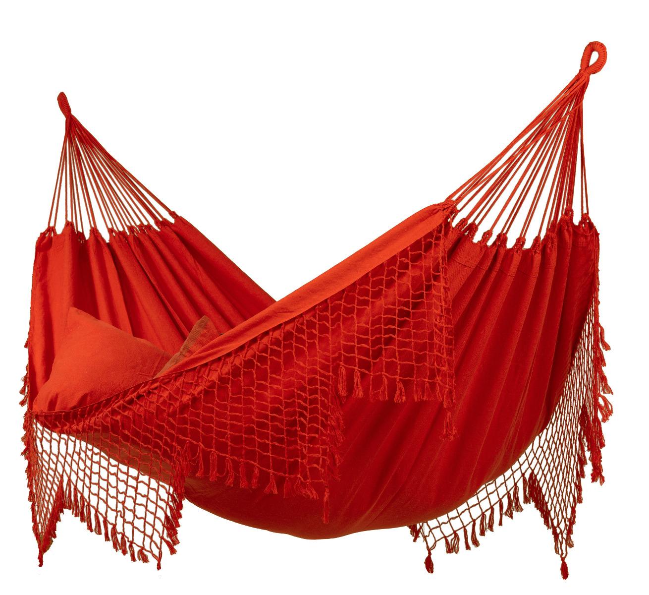 'Sublime' Red Tweepersoons Hangmat - Rood - Tropilex �