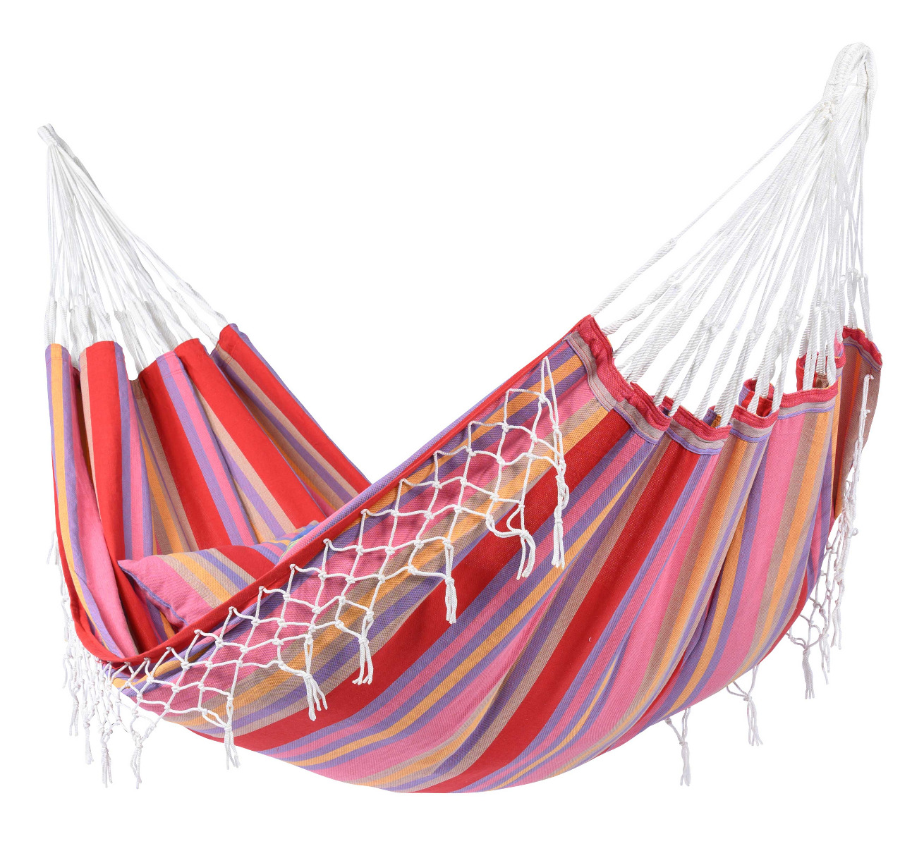 'Tobago' Cali Tweepersoons Hangmat - Veelkleurig - Tropilex �