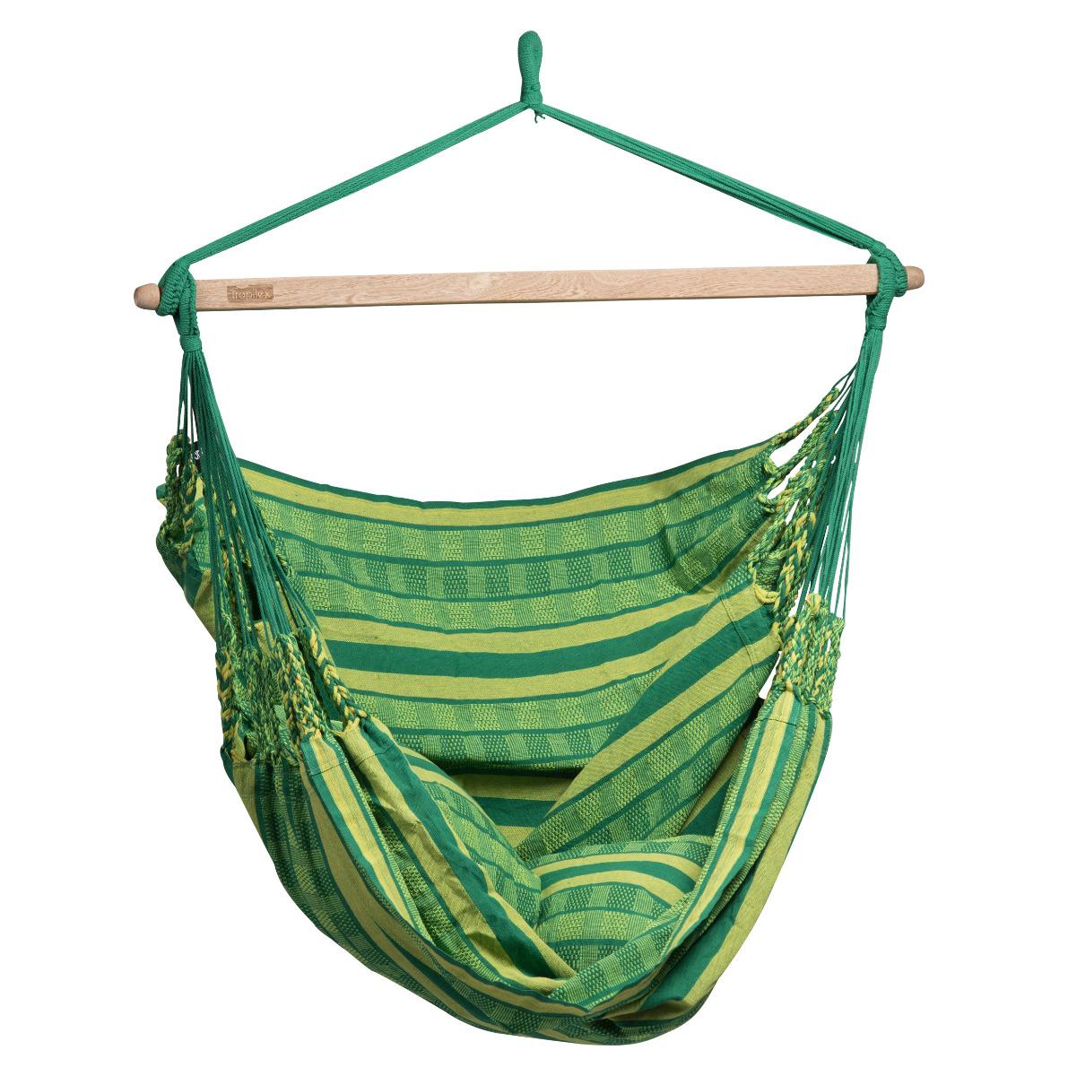 'Chill' Joyful Hangstoel - Groen - Tropilex �