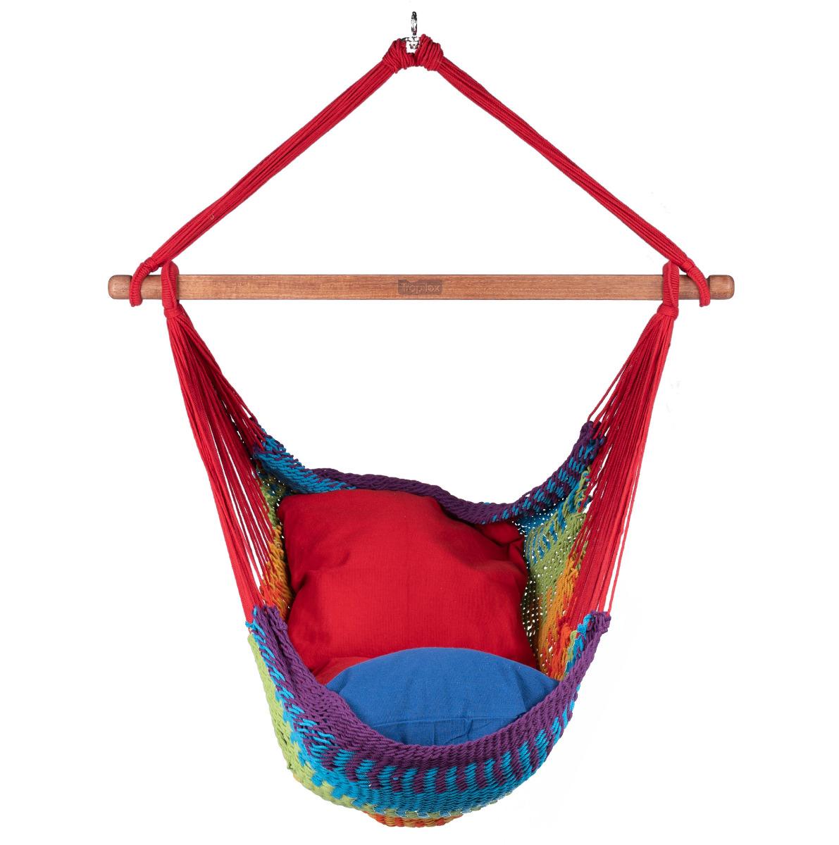 'Mexico' Rainbow Hangstoel - Veelkleurig - Tropilex �