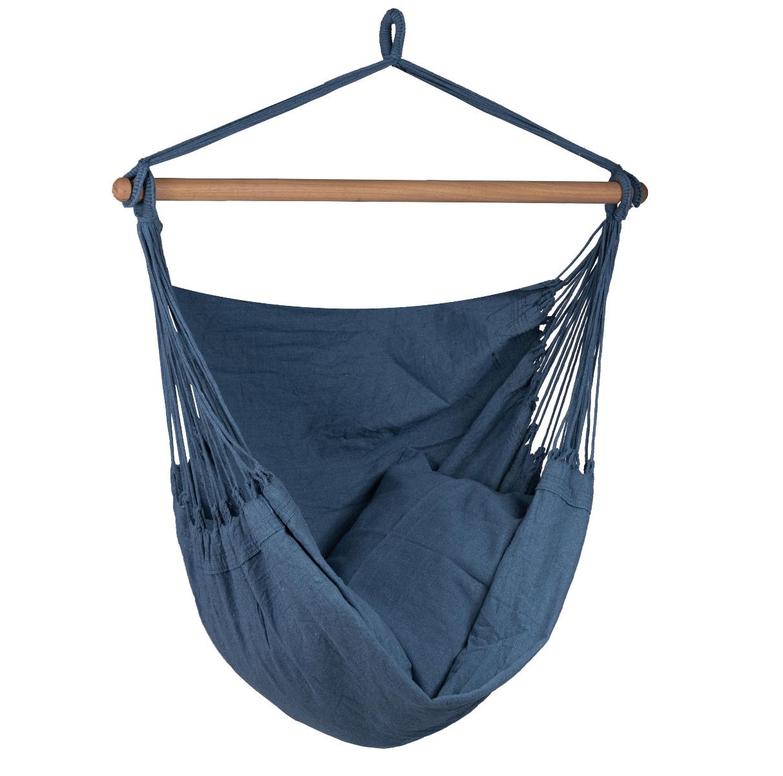 'Organic' Jeans Hangstoel - Blauw - Tropilex �