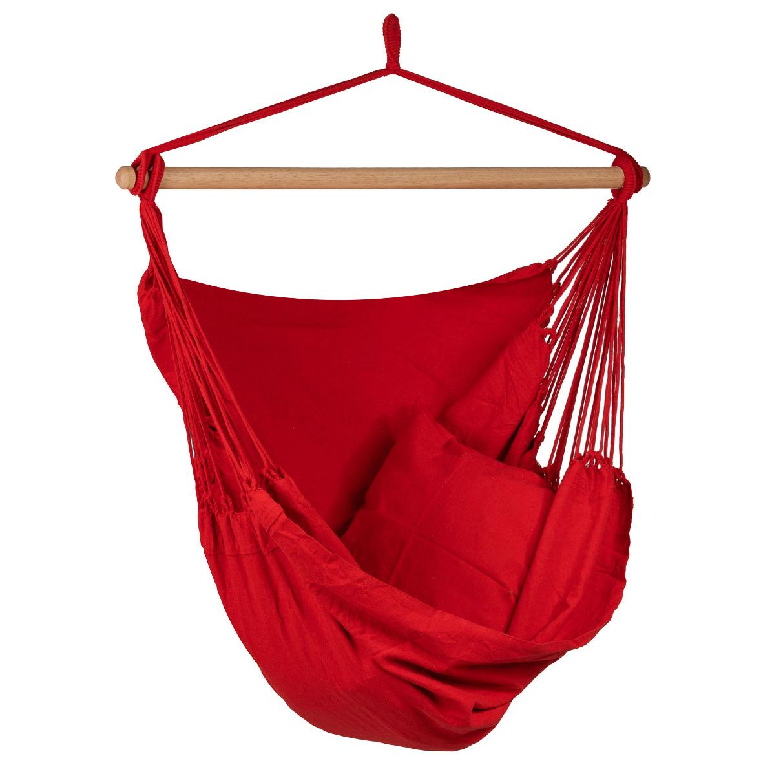 'Organic' Red Hangstoel - Rood - Tropilex �