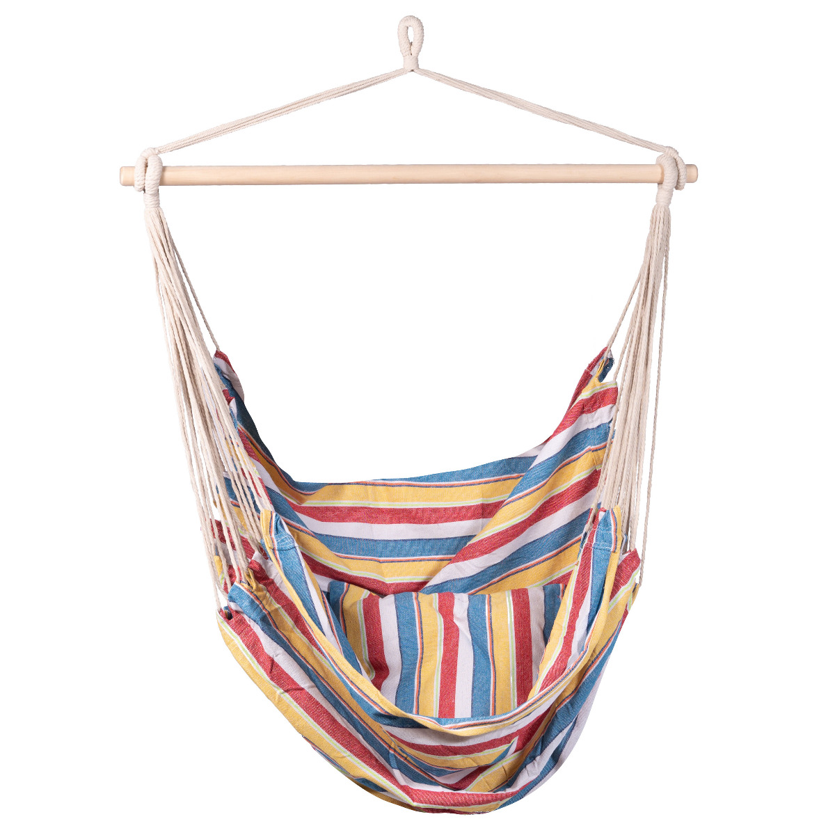 'Cabrera' Single Hangstoel - Veelkleurig - 123 Hammock