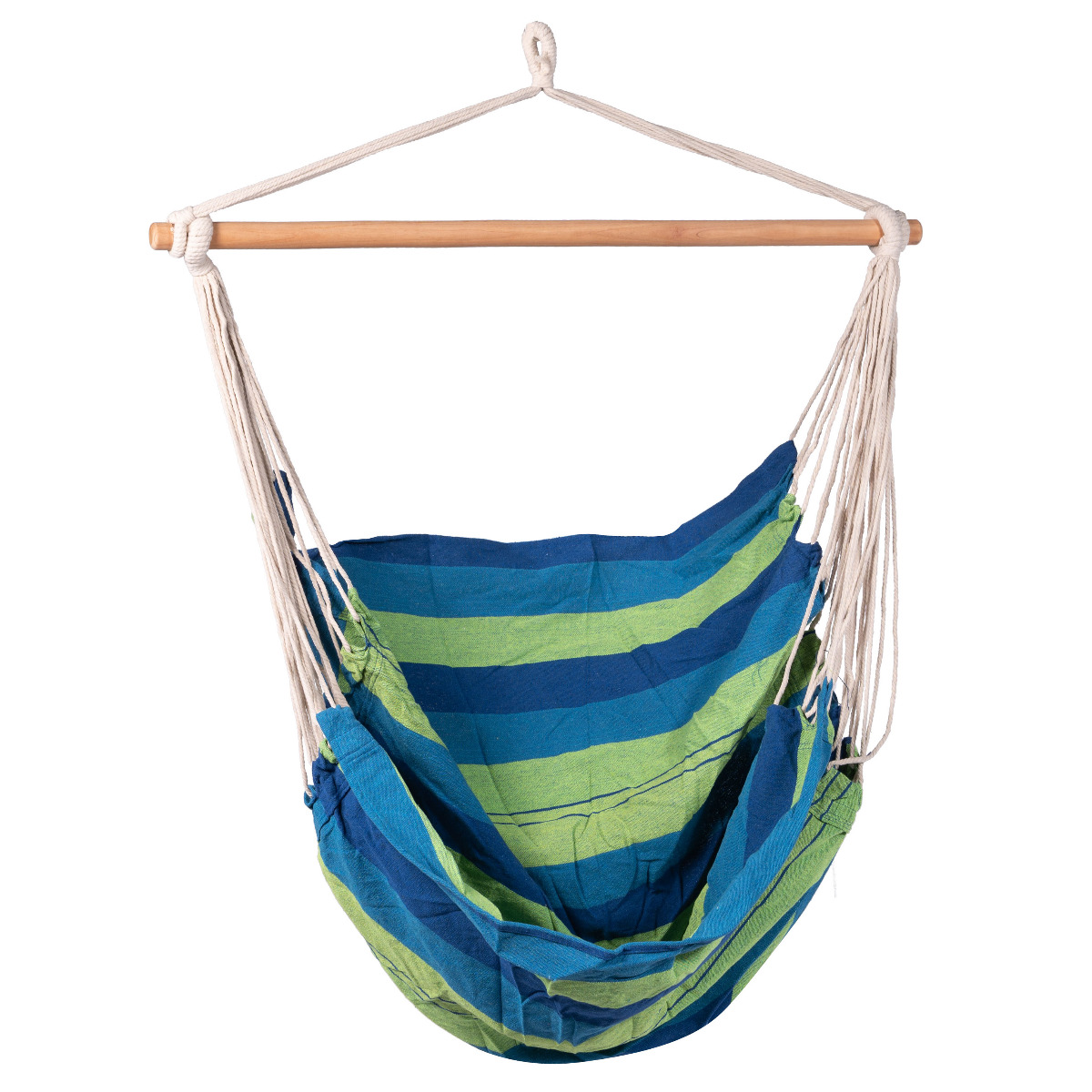 'Pine' Single Hangstoel - Veelkleurig - 123 Hammock