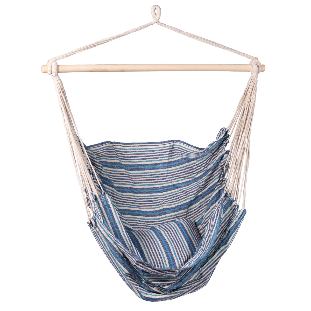 'Rustic' Single Hangstoel - Veelkleurig - 123 Hammock