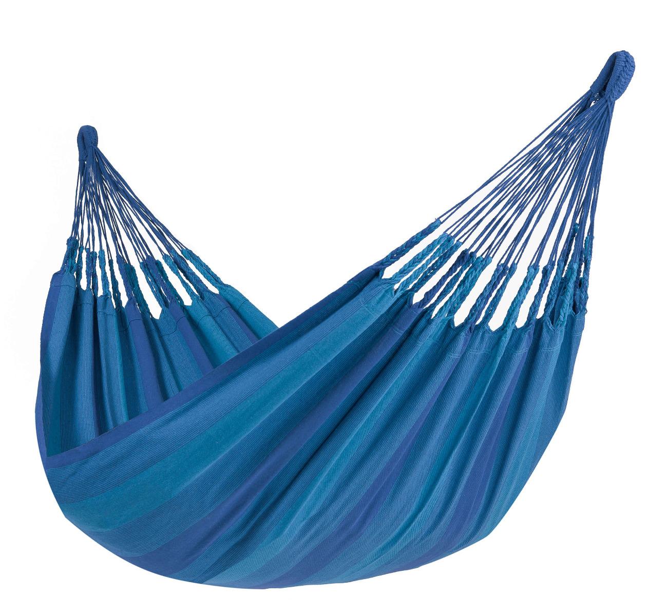 'Dream' Blue E�npersoons Hangmat - Blauw - Tropilex �